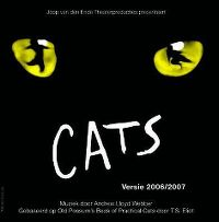 Cover Musical - Cats [Nederlandse Cast Versie 2006/2007]